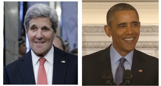 Leaked Audio of John Kerry Admitting Obama Intentionally Allow Rise of ISIS