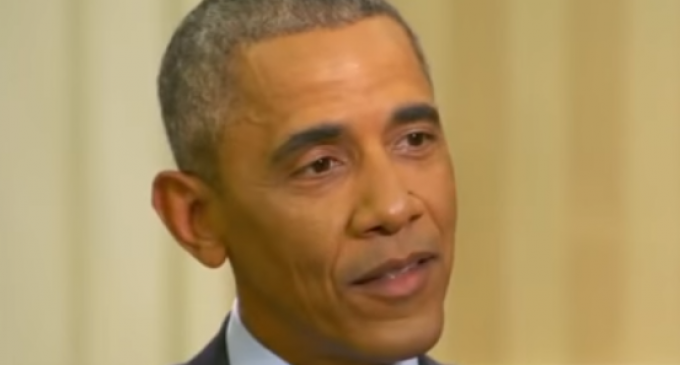 Barack Obama Dubs Himself 'The Father of the Tea Party'