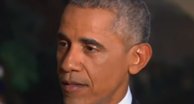 Obama Says Crime is 'Near Historic Lows' Despite Historic Murder Rate Increase