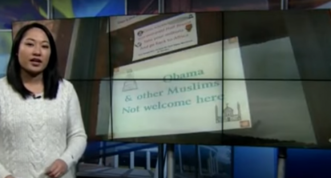 """New Mexico Store Owner Under Fire for """"Offensive"""" Obama Signs"""