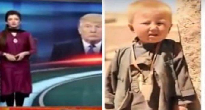 Pakistani News Network Claims Trump Was Born in Pakistan