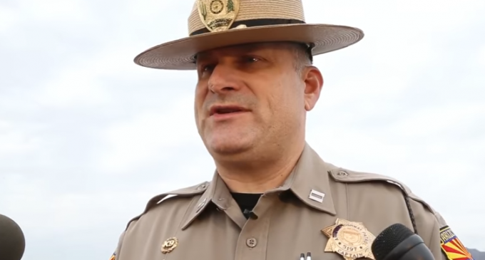 Good Samaritan Saves the Life of Arizona Trooper After Ambushed and Shot