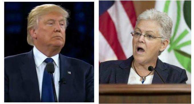 Trump Administration Preparing To Cut Funding For EPA