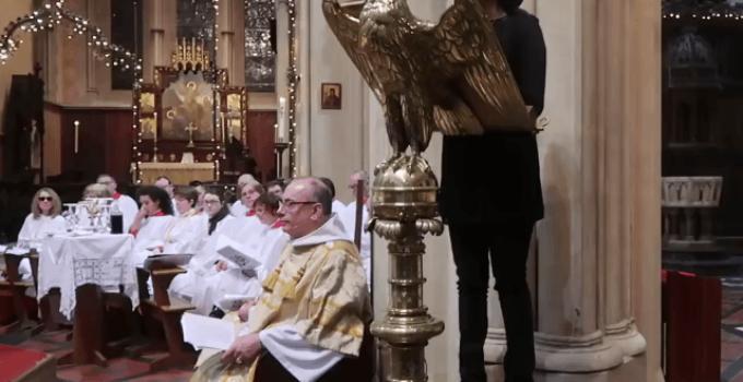 Resignation muslim reading church