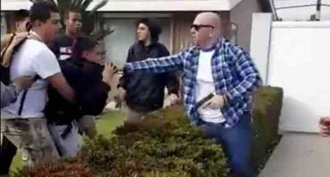 Violent Protests in Anaheim After Off-Duty Cop Fires Gun During Altercation