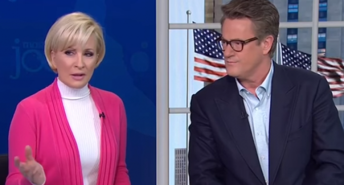 """MSNBC's Brzezinski: 'Our Job' is to """"Control Exactly What People Think"""""""