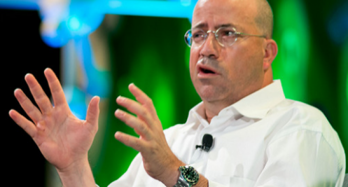CNN President Claims Trump's Attacks are Boosting Morale and Profitability