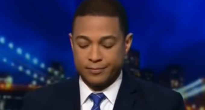 Don Lemon Cuts Off Guest: 'Stop it with the Stupid Talking Point' that CNN is Fake News