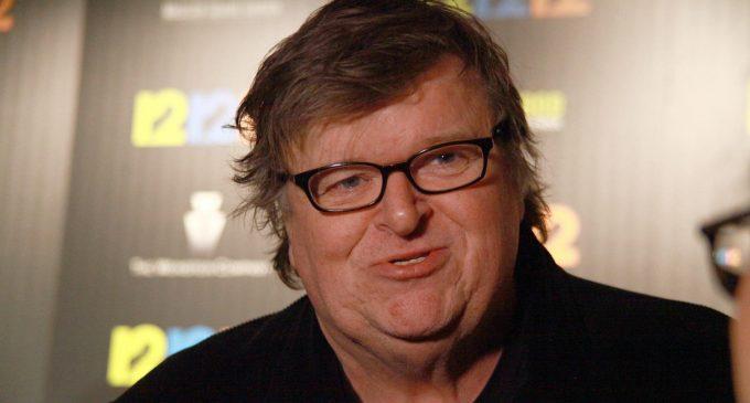 Michael Moore Calls for Trump's Arrest, Install Hillary Clinton
