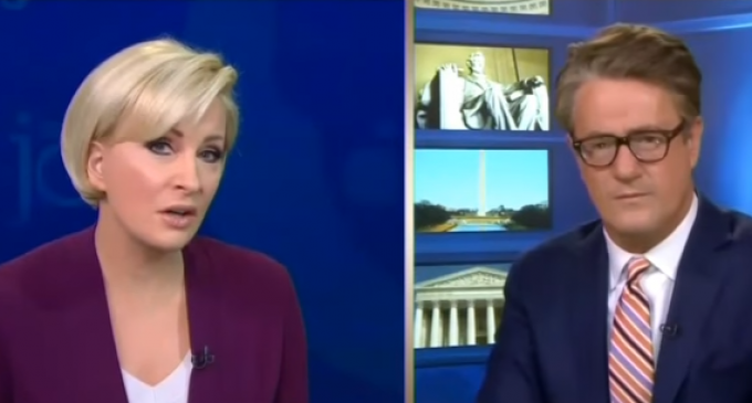 Mika and Joe: Kellyanne Conway Banned Because She is not 'Credible', 'She's Just Saying Things' to Get on TV