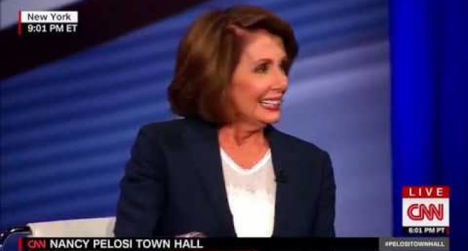 Pelosi: If You 'Breathe Air, Drink Water, Eat Food, Take Medicine' You Should Oppose Nomination of Judge Neil Gorsuch