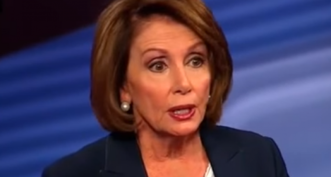 Nancy Pelosi: Russia is Likely Blackmailing Donald Trump