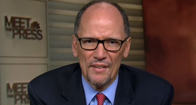 Newly-Elected DNC Chair: Trump is Taking 'Racist' Actions Against Muslims