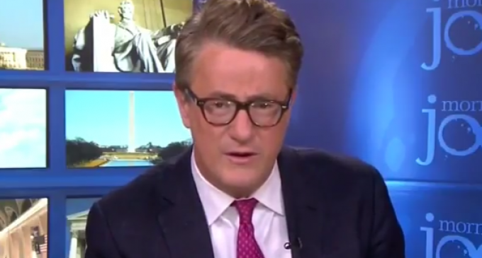 Scarborough Officially Leaves Republican Party