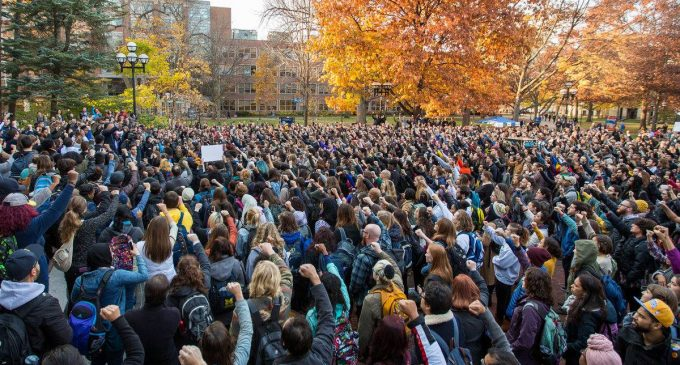 University of Michigan Students Demand Segregated Space for Black 'Social Justice'
