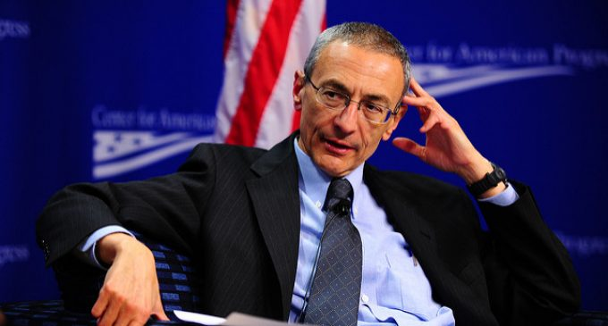 Confirmed: John Podesta Failed to Disclose Multi-Million Dollar Deal With Russia