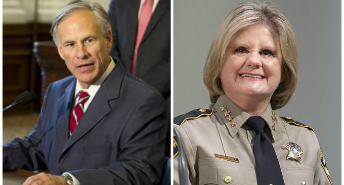 Texas Governor Greg Abbott Threatens to Jail Sheriffs of Sanctuary Counties