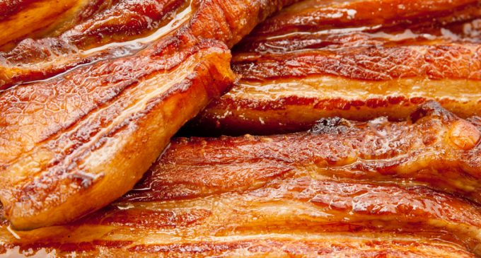 Man Who Ate Bacon 'Too Closely' to Muslim Women Faces Assault Charges