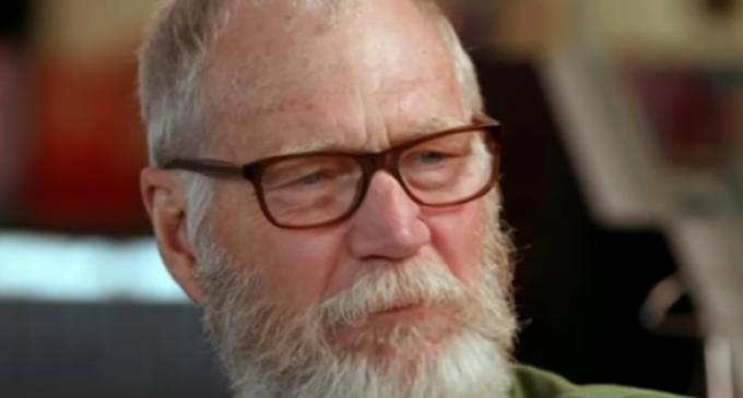 Letterman: Trump is 'Ignorant', but Building a 'Dictatorship'