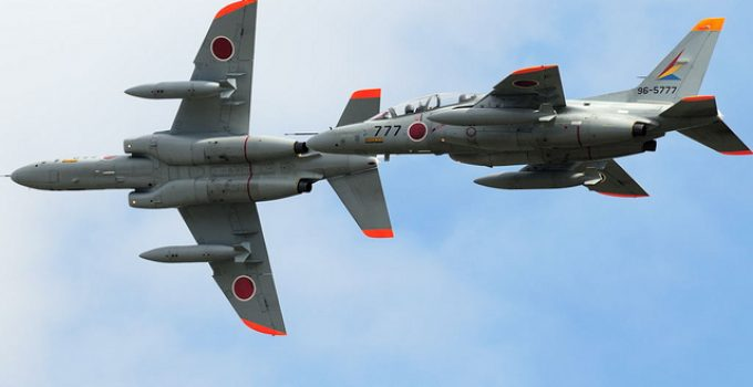 japanese air force self