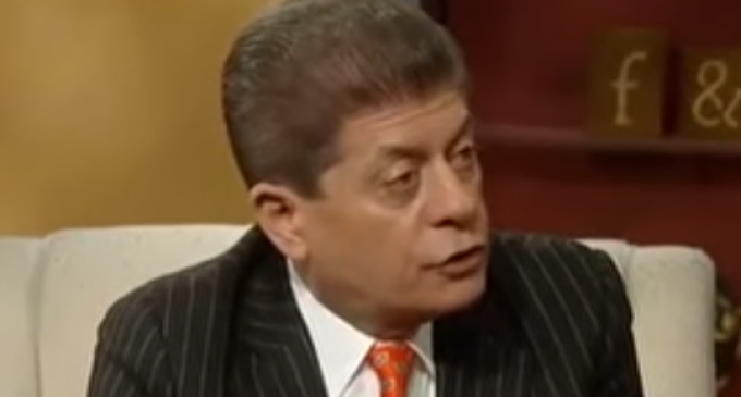 Judge Napolitano: Obama Hired Foreign Spies to Collect Information on Trump