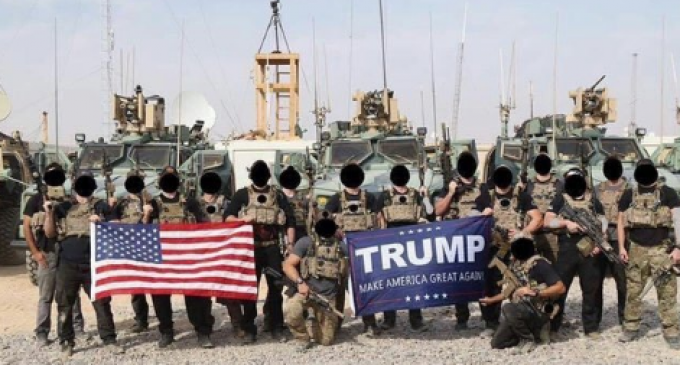 Active Duty Personnel and Military Vets Launch National Movement in Support of Donald Trump