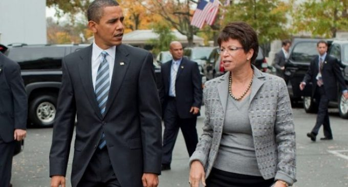 Valarie Jarrett Moves into Obamas' DC Home to Plan Strategy to Topple Trump