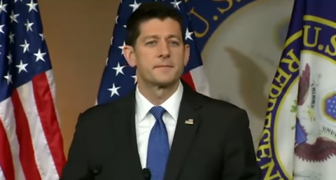 Ryan Backstabs Trump by Standing Up for Mueller