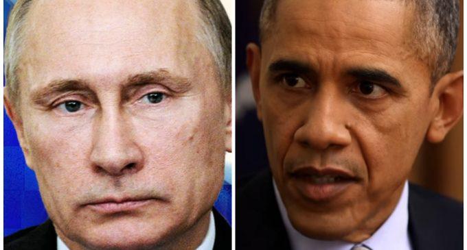 Putin Issues Threat to Obama Loyalists Sabotaging Trump Administration