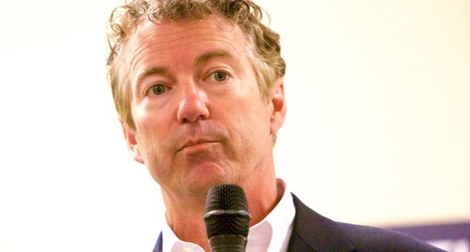 Rand Paul Wants to 'Smash' the Republican Healthcare Bill 'To Smithereens'