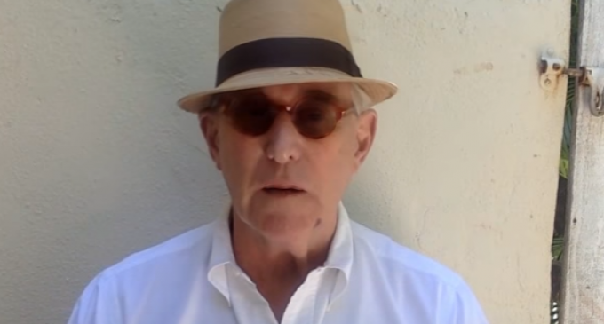 If Deep State is Not Trying to Kill Roger Stone, He Certainly Has a Lot of Bad Luck