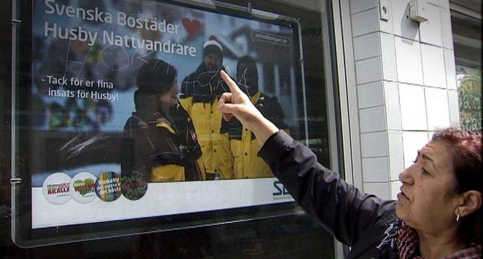 Swedish Feminists Flee Migrant Heavy Areas