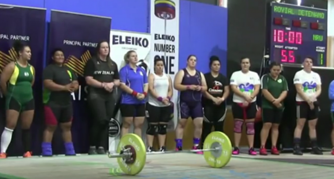 Transgender New Zealander Wins Australian Women's Weightlifting Competition