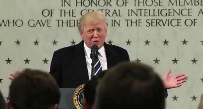 Trump Not First President to Encounter Trouble With the CIA