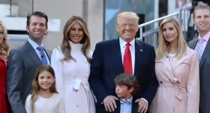 'Project Dragnet' Alleged to Have Illegally Surveilled Donald Trump and His Family