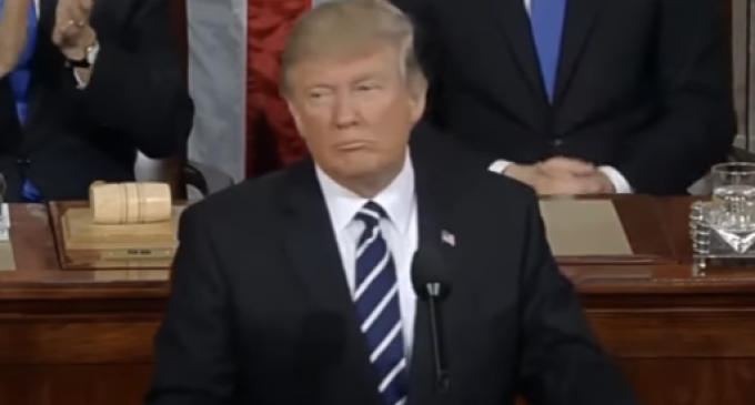 Donald Trump's Unifying Speech Befuddled Democrats Poised to Protest