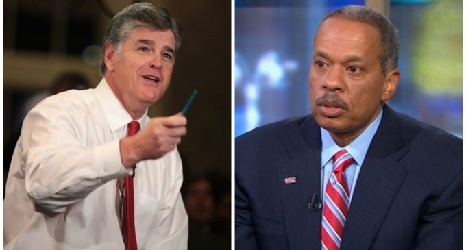 CNN: Sean Hannity Once Pulled a Gun on Juan Williams