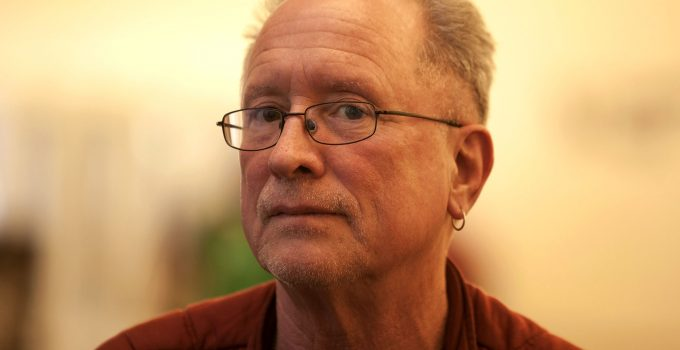 CHICAGO, IL - MARCH 08: Bill Ayers poses for a photo on March 8, 2013 in Chicago, Illinois. (Photo by Michael Roman/WireImage)