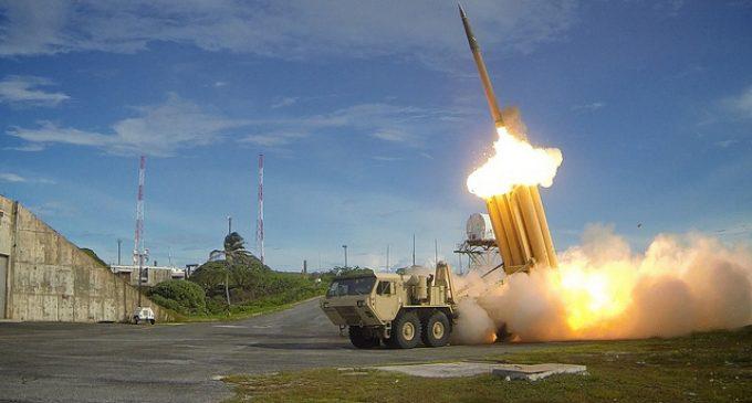 US Prepares Missile Defense System in South Korea