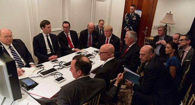 White House Aides Are Trying to Convince Trump to Invade Syria
