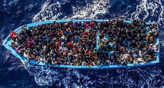 African Migrants are Being Captured and Sold in Public Libyan Slave Markets