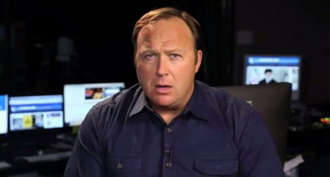 Alex Jones' Lawyer Says 'He's Playing a Character'