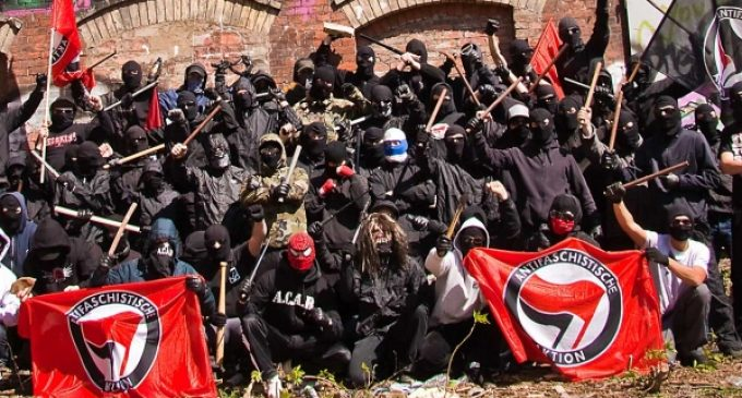 Antifa Encouraging Members to Attack Patriots with Knives