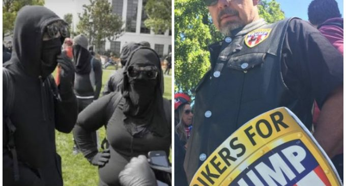 Four Arrested at Berkeley as University Prepares for Massive Riots