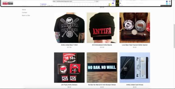 antifa store