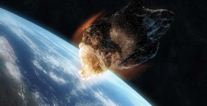 asteroid earth space nasa