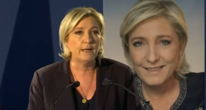 Le Pen Calls for the Closure of 'Islamist Mosques' After French Terrorist Attack