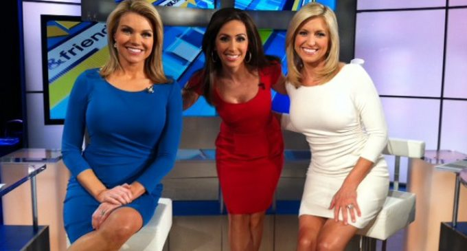 Breitbart Author: Fox News Developed a 'Hot-Woman-Only' News Culture