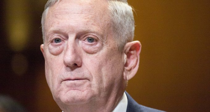 Trump Gives Mattis Full Latitude to Destroy ISIS, Won't Micromanage Military Like Obama Did