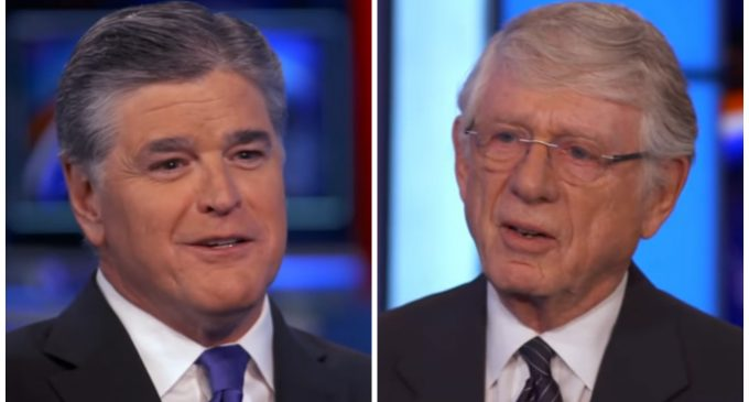 Veteran Newsman Ted Koppel to Sean Hannity: 'You are Bad for America'